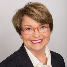 Anne Starr, Chief Executive Officer of Orchard Place in Des Moines, Iowa